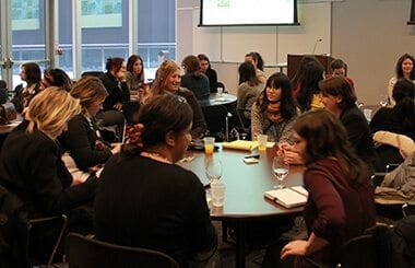Advancing the role of women in the green economy
