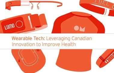 MaRS Market Insights report highlights the Canadian startups changing the wearable healthcare space