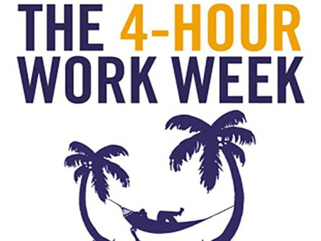 Dreaming and staying real with Timothy Ferriss' The 4-Hour Work Week