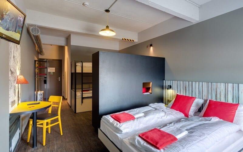 Green hostels: Cutting carbon, not corners