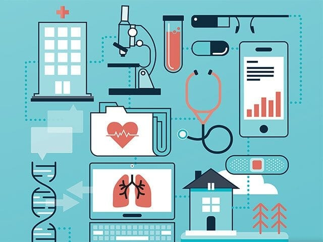 Transforming Health: Toward decentralized and connected care