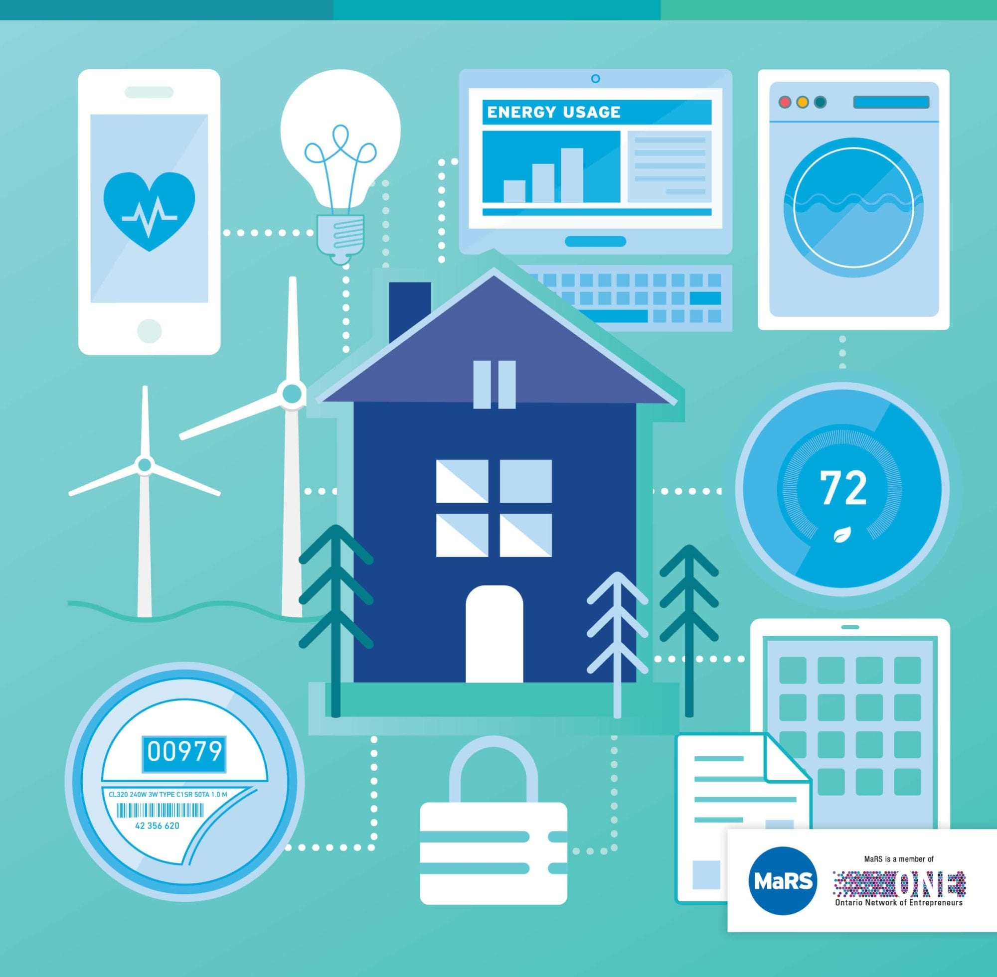 The Connected Home: Smart automation enables home energy management