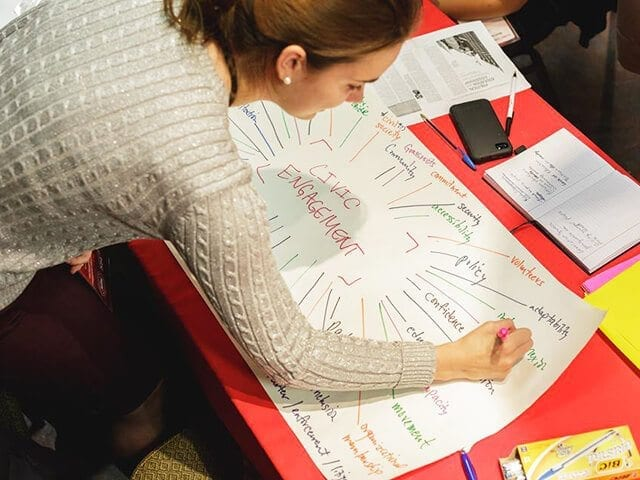 100 young Canadians share ideas on how to build a better Canada