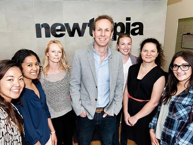 Breaking Industry News: Newtopia, BlueDot and Sampler announce funding