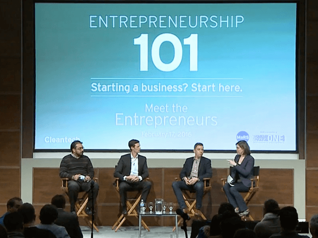 Reusable tips from cleantech startups