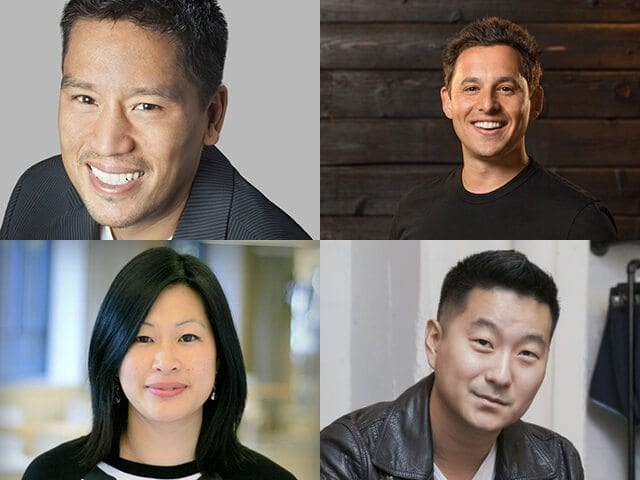 Scale the summit. Canada's brightest entrepreneurs help others rise