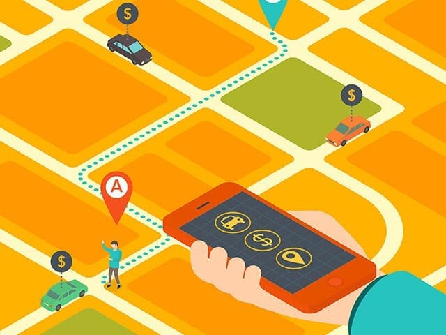 Ride-sharing: The rise of innovative transportation services