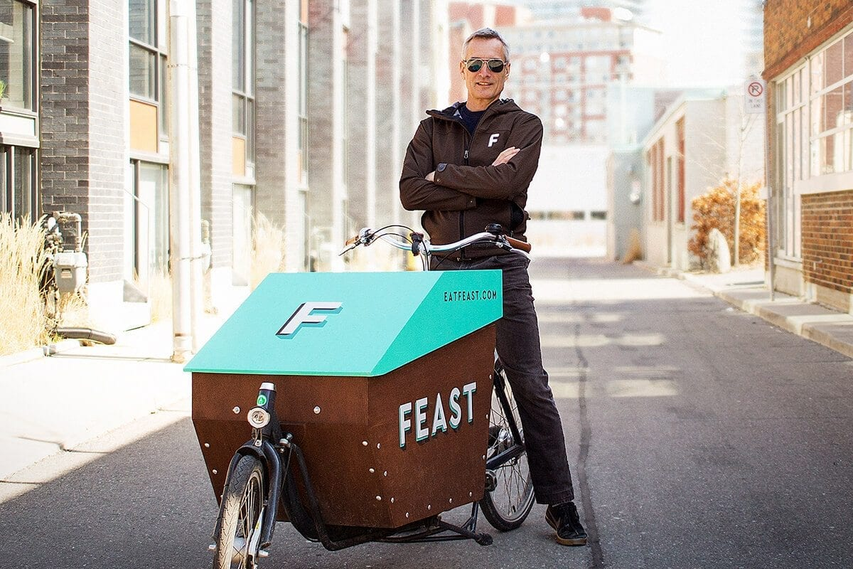 #HumansofMaRS: Feast brings farm-fresh meals to your doorstep