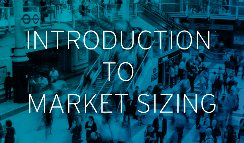 It's here: MaRS' new online course on how to calculate your market size