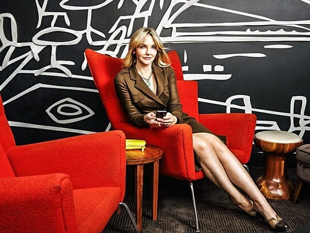 Diply executive Kirstine Stewart on leadership and innovation