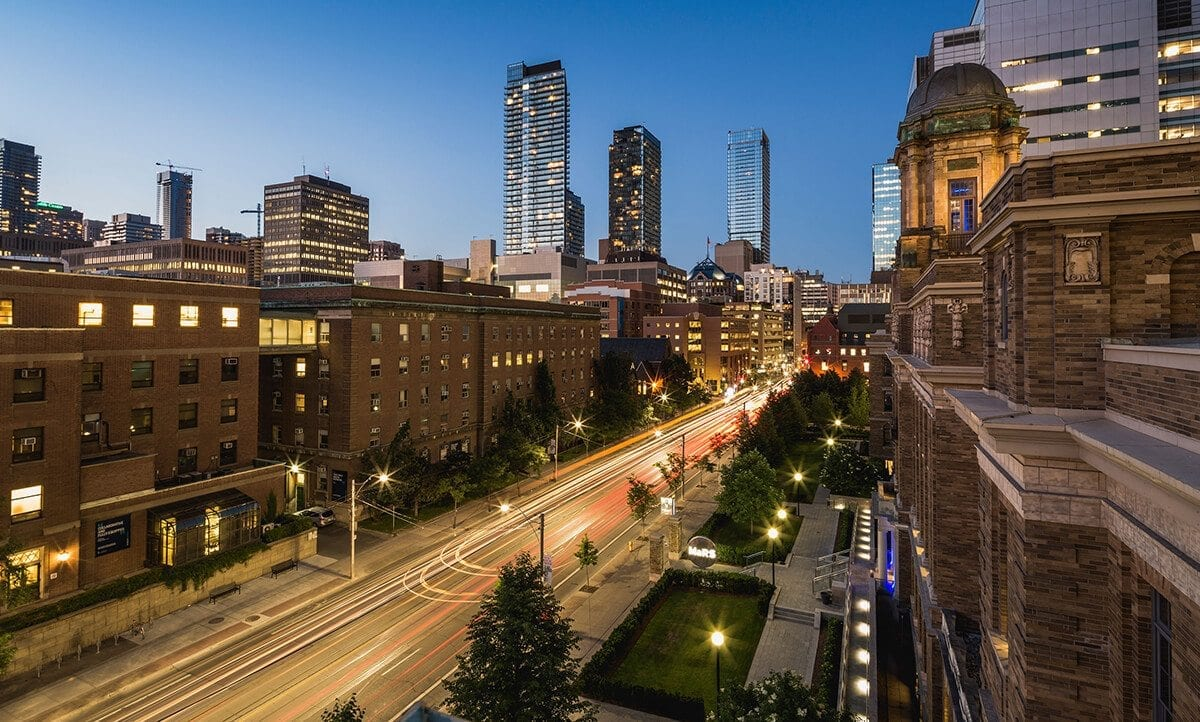 The Upside of Downtown: Urban Innovation Centres Attract Technology's Biggest and Best
