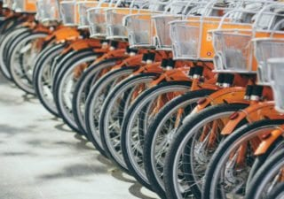 shared bike scheme