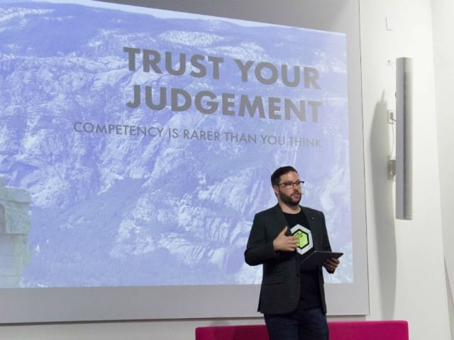 Daniel Moneta at MaRS Mornings: Lessons learned from building an IoT startup