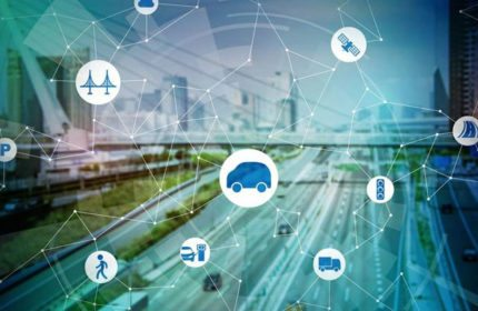 How smart cars could interact with the cities of tomorrow