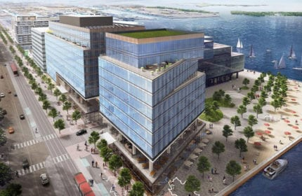 MaRS and U of T to open new waterfront tech hub
