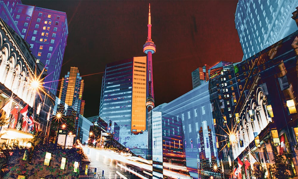 With Collision, Toronto makes its case as the world's AI capital