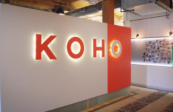 Inside KOHO's sunny and spacious headquarters in Liberty Village